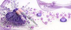 Violet Bells - Step by Step Airbrush Nailart, Nail Art, Glitter, Winter Nails, Stencils, Tutorials, Creative, Nice Asses, Nail Arts