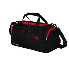 df66dbe585bd Training Gym Bags Fitness Travel Outdoor Sports Bag Handbags Shoulder Dry  Wet shoes For Women Men Sac De Sport Duffel XA77WA