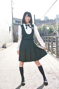 乃木坂46 Cute School Uniforms, School Uniform Girls, Girls Uniforms, Japanese Models, Japanese Girl, Asian Woman, Asian Girl, Ikuta Erika, Japanese School Uniform
