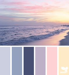 Heavenly Hues | Design Seeds