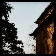 In Qi Xia temple Nanjing