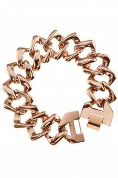 rose gold plated armor bracelet I designed for NEW ONE I NEWONE-SHOP.COM