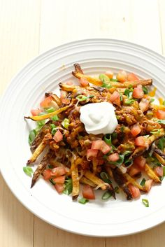 Ultimate Chili Cheese Fries Recipe - The Girl on Bloor