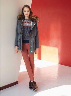 Le lookbook automne-hiver de Claudie Pierlot | GLAMOUR