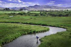 Solitude on #PoindexterSlough in #DillonMT #MontanaMoment #flyfishing #hireus #southwestmt #trout #browntrout #beaverheadriver #montana #dillion  #catchandrelease