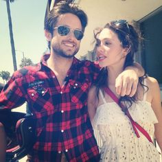 Emmy Rossum & Justin Chatwin