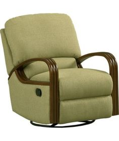 Living Rooms, Biscayne Swivel Recliner, Living Rooms | Havertys Furniture