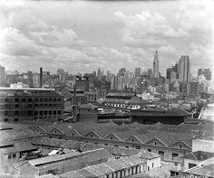 São Paulo 452 anos - fotos antigas da Grande Metrópole II - SkyscraperCity