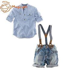 48712d786b Boy s+Long+Sleeve+(Adjust)+Turn-down+Collar+Stripe