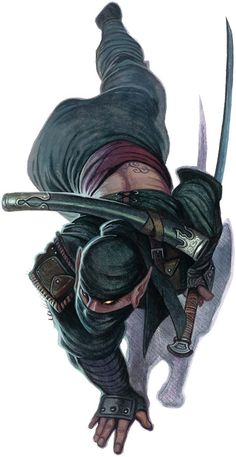 m High Elf Rogue Assassin Katana mask urban city farmland hills forest Fantasy Warrior, Fantasy Races, High Fantasy, Fantasy Art, Dungeons And Dragons Art, Dungeons And Dragons Characters, Fantasy Characters, Character Concept, Character Art