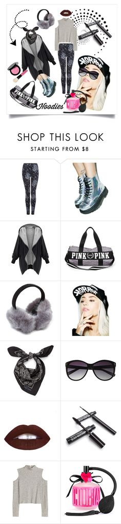"""""""Hot Hoodies"""" by kari-c ❤ liked on Polyvore featuring Dex, T.U.K., Suicidal Tendencies, Alexander McQueen, Vince Camuto, Victoria's Secret, Bobbi Brown Cosmetics, women's clothing, women's fashion and women"""