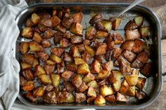 NYT Cooking: Italian Roast Potatoes