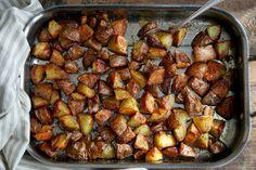 NYT Cooking: Italian Roast Potatoes