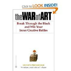 """a no-nonsense, profoundly inspiring guide to overcoming creative blocks of every kind."""