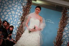 Oscar de la Renta Bridal 2014 - 219, #wedding #dress