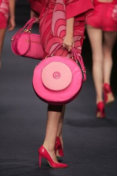 Roberta di camerino...I love her style