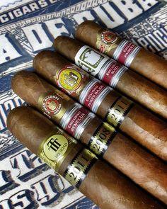 Good Cigars, Cigars And Whiskey, Pipe Smoking, Cigar Smoking, Leather Cigar Case, Cigar Art, Cigar Cases, Pipes And Cigars, Cuban Cigars