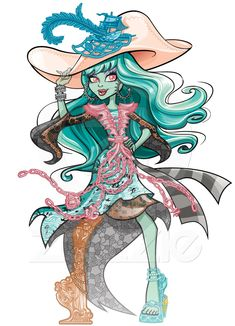 Monster High Fashion Dolls III: Furious Fashion Screams and Scenes ...