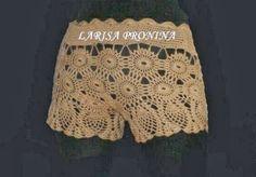 Inspirações de Croche com Any Lucy: Shorts                                                                                                                                                      Mais