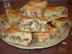 Very quick fish pie! Ukrainian Recipes, Russian Recipes, Fish Recipes, Seafood Recipes, Cooking Recipes, Quick Fish, Fish Pie, Good Food, Yummy Food