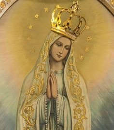Jesus Mother, Blessed Mother Mary, Blessed Virgin Mary, Mother Mary Images, Images Of Mary, Jesus Christ Images, Jesus Art, Religious Pictures, Jesus Pictures