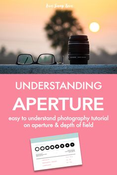 Beginner Photography Tutorial: Understand Aperture, F-Stops and Depth of Field is this easy to understand photography tutorial for beginners. Free cheat sheet included!