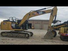 Caterpillar Excavators, Cat Excavator, Caterpillar Equipment, Heavy Equipment, Going To Work, Cat Life, Tractors, Monster Trucks, Construction