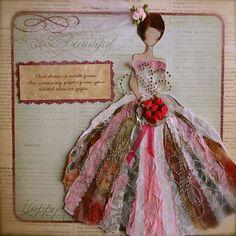 By Linda54935 - She Art 2 Workshop - flickr group - check out the online workshop at scarletlime.com