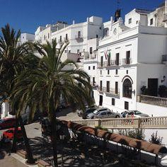 Vejer de La Frontera in Cádiz, Andalucía