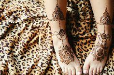 Hand Henna, Hand Tattoos