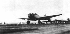 Lt. Saburo Makino's D3A1 AII-250 taking off from carrier Kaga for Pearl Harbor attack. This was his last mission.