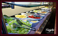 Salad Bar on Lakeside Buffet