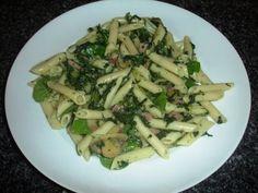 Salada de Massa com Espinafres