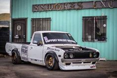 Custom Hot Wheels, Custom Cars, Drift Truck, Chevy Luv, Ford Courier, Low Cost, Classic Japanese Cars, Nissan Trucks, Best Car Insurance