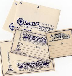 5pcs Antique 20s BLANK PHARMACY LABELS New by cOveTableCuriOsitiEs, $4.50