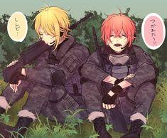 Cute Anime Boy, Anime Guys, Anime Chibi, Manga Anime, Elsword, Ensemble Stars, Vocaloid, Pretty Boys, Neko