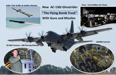 The most heavily-armed gunship in history.     https://rosecoveredglasses.wordpress.com/2016/10/26/the-air-force-ultimate-close-support-battle-plane/