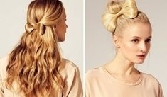 10 easy hairstyles in 5 minutes - @kseniyasemenova