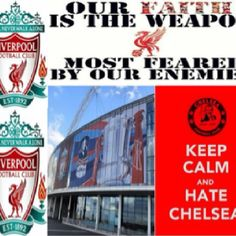 Remember we are  the12th man on the field tomorrow - YNWA