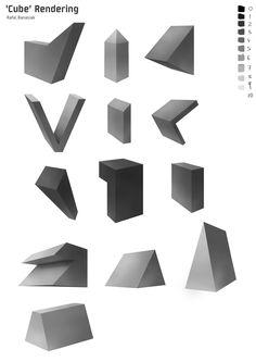 ArtStation - Value rendering, Rafal Banasiak
