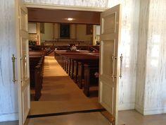 First Baptist Church- Tuscaloosa, AL 2012 photo by Jane Drake Hale