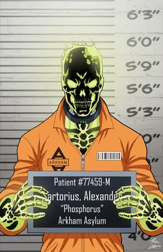 Alexander Sartorious (Earth-27) locked up by phil-cho on DeviantArt