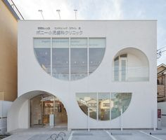 Pony Pediatric Dental Clinic / Masahiro Kinoshita - KINO Architects + KAMITOPEN