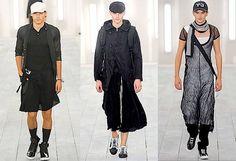Adidas and Yohji Yamamoto