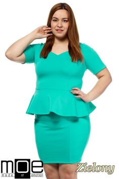 Elegancka bluzka baskinka w rozmiarze Plus Size.  #moda #cudmoda #ubrania #xxl #odzież #bluzki #blouses #bluse #clothes #women