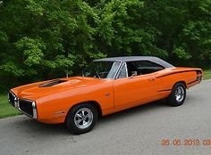 Dodge : '70 Coronet SUPER BEE