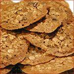 Honey Oatmeal Cookies Recipe : Food Network - FoodNetwork.com