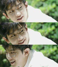 Chanyeol ❤ Oppa 💙👀 Exo ✌ Exo_k Chanyeol Cute, Park Chanyeol Exo, Kpop Exo, Kyungsoo, Exo Chanbaek, Kim Minseok, Ko Ko Bop, Exo Album, Exo Lockscreen