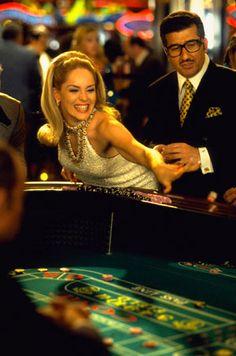 Sharon Stone in Casino.