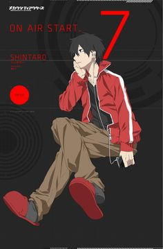 Shintaro | Mekakucity Actors